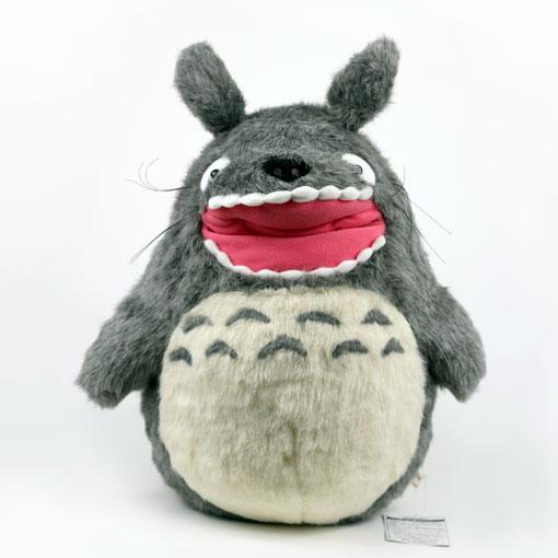 龙猫毛绒-《公仔》38cm微笑款龙猫龙猫_毛绒玩具_漫淘宝可靠吗情趣用品买图片