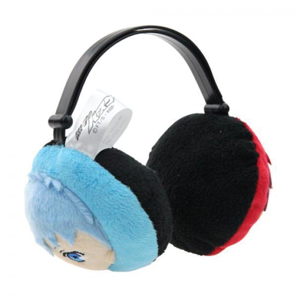 黑子火神耳罩-《黑子的篮球》Costar 毛绒耳罩