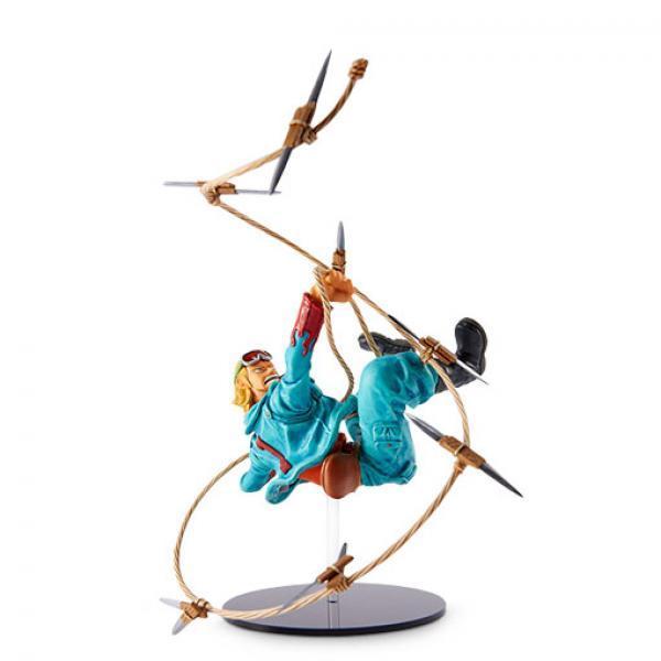 巴里景品-《海贼王》造型王 顶上决战4