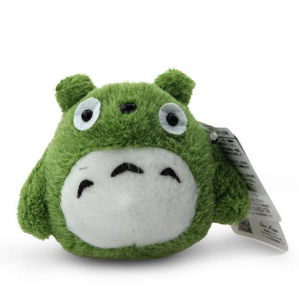 宫崎骏经典动画毛绒-《龙猫》等作品 正版授权 吉卜力 毛绒公仔