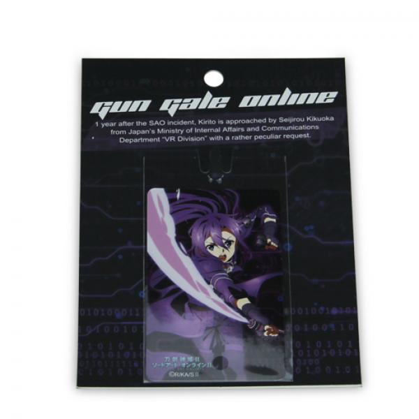 桐 卡片贴纸-《刀剑神域2》H款