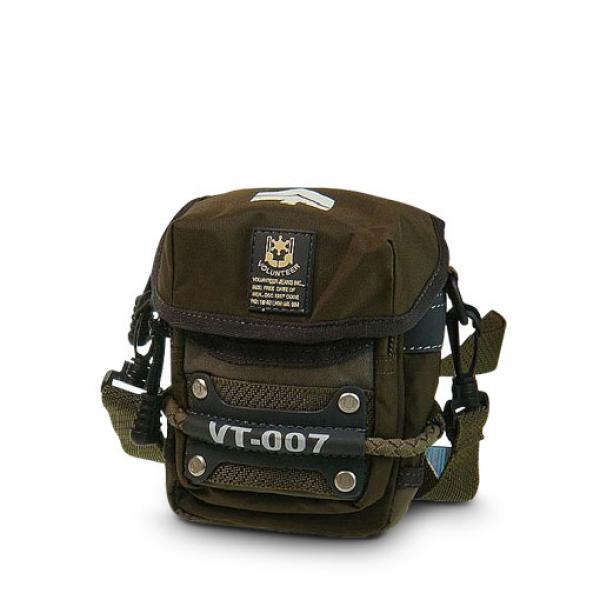 高达小号腰包-《机动战士高达》Costar 扎古绿小号腰包
