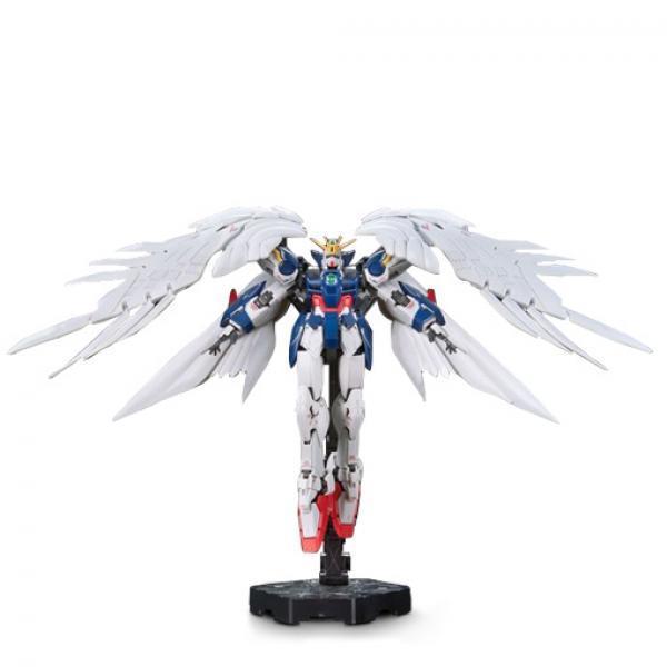rg 天使飞翼零式高达-《机动战士高达》万代rg    wing zero