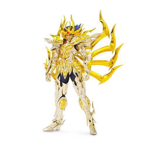 巨蟹座迪斯马斯克-《圣斗士黄金魂》圣衣个人双子座喜欢上一神话的表现图片