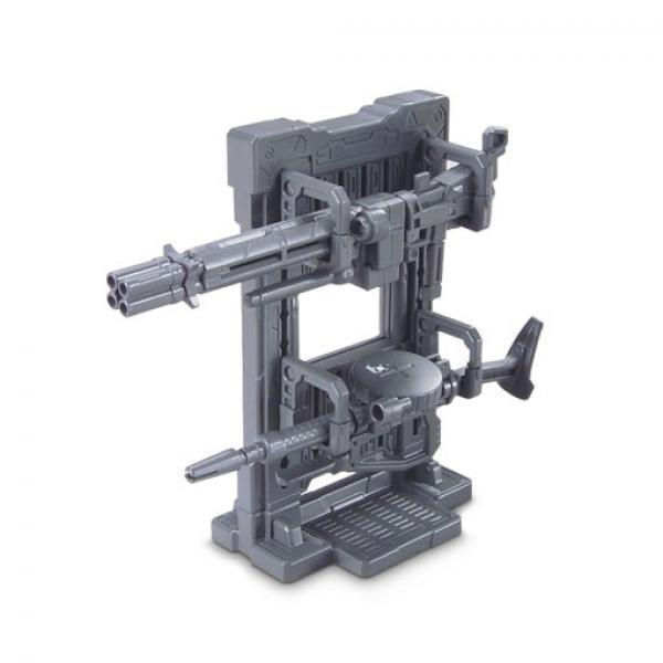 高达武器套装001-《机动战士高达》 万代 RG HG 通用武器包 模玩配件