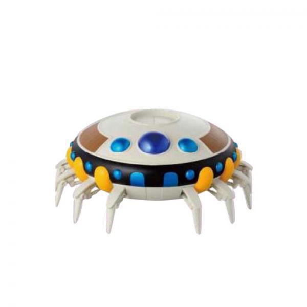 弗利萨飞船-《七龙珠》眼镜厂 弗利萨宇宙飞船 大组立景品