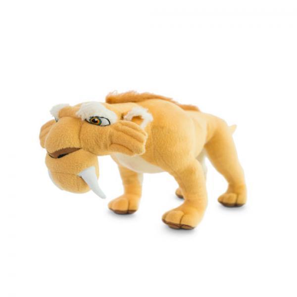 剑齿虎迪亚哥公仔-《冰河世纪》毛绒玩具