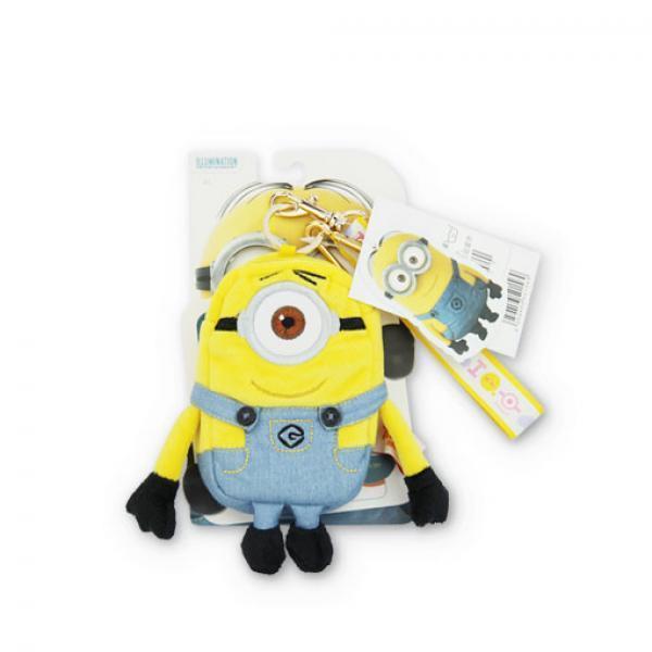 小黄人卡尔零钱包-《小黄人大眼萌》 零钱包