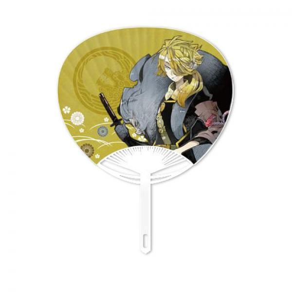 狮子王团扇-《刀剑乱舞》Nitroplus 团扇