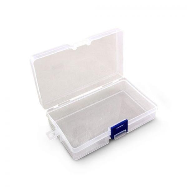 迷你透明收纳盒-透明锁扣收纳塑料盒 模型配件