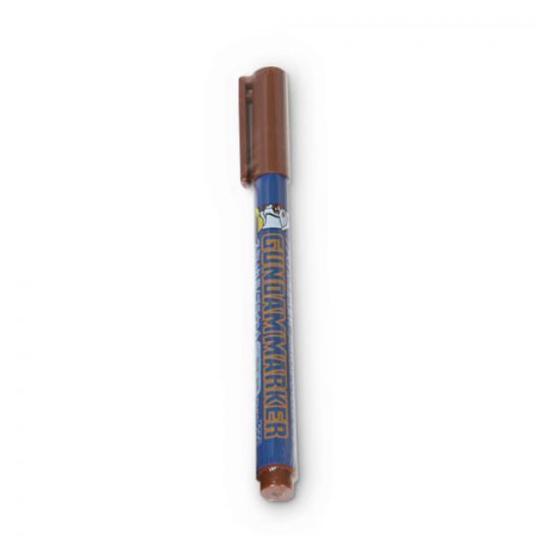 GM03 棕色极细勾线笔-郡仕 油性 高达工具