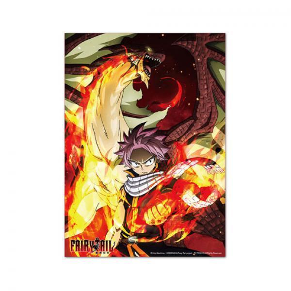 纳兹A款拼图-《妖精的尾巴》 520片 拼图