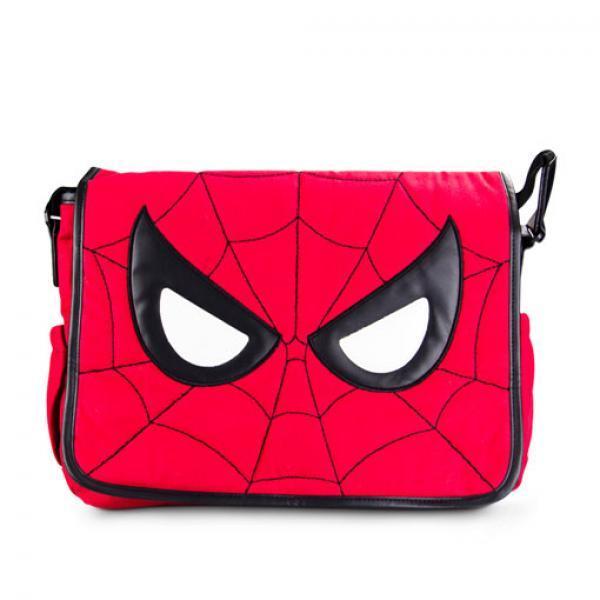 蜘蛛侠挎包-《蜘蛛侠》面具潮流挎包