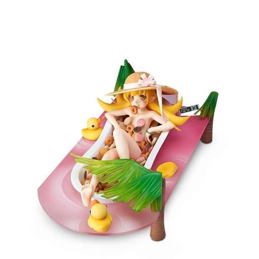 忍野忍浴缸版-《伪物语》Aniplex+ 甜甜圈洗浴版 精品手办