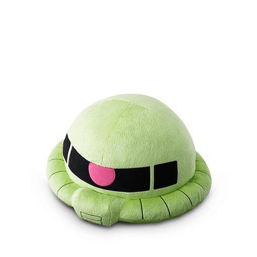扎古头大抱枕-《高达》Costar 红/绿扎古 超大号 睡垫 毛绒抱枕