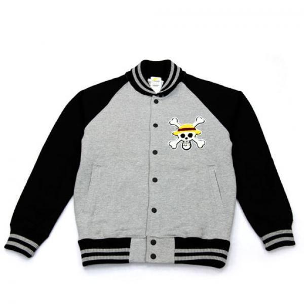 棒球夹克衫-《海贼王》棒球夹克衫周年限定版