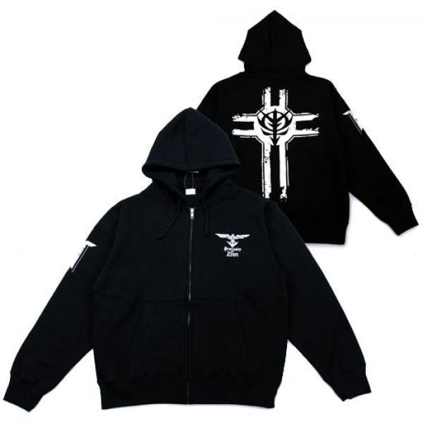 吉翁军卫衣-《高达》吉翁十字军连帽卫衣