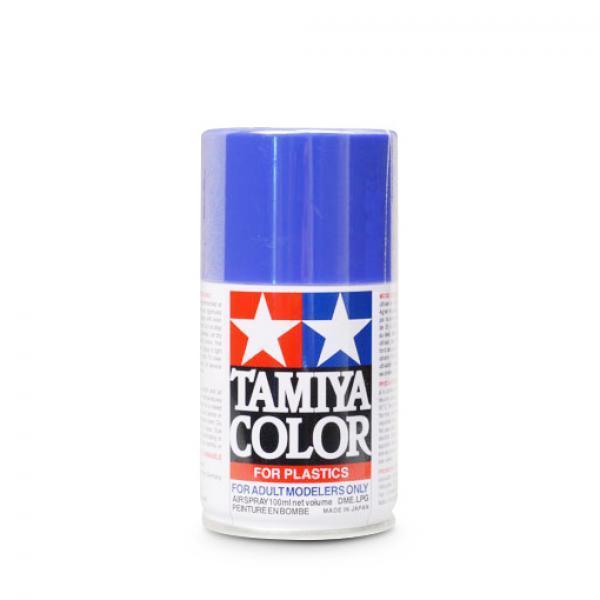 TS_57亮光紫罗兰色喷漆-田宫 85057 模型专用手喷漆 油性 100ml