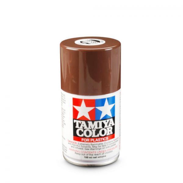 TS_69消光木夹板褐色喷漆-田宫 85069 模型专用手喷漆 油性 100ml