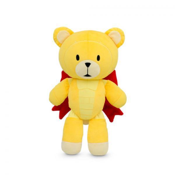 熊霸3毛绒-《高达》 COSTAR GFT 台场限定 毛绒玩具