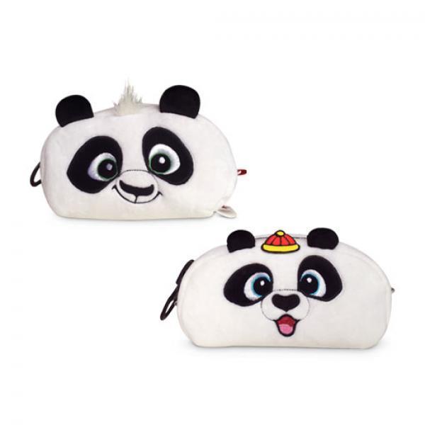阿宝&泡泡洗漱包-《功夫熊猫》   洗漱包