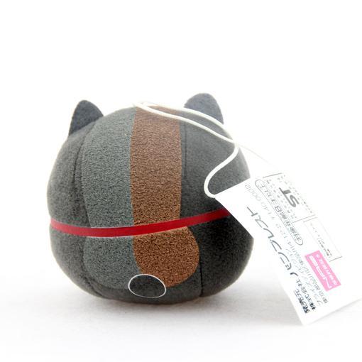 猫老师毛绒F款-《夏目友人帐》眼镜厂 掌中猫先生 吉祥物 单品