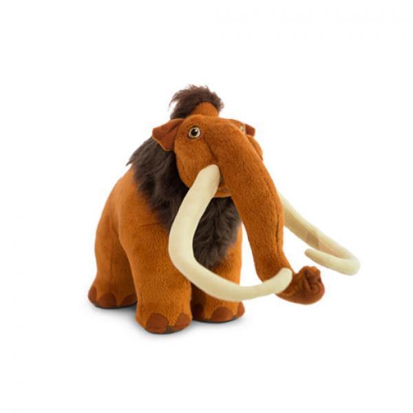 猛犸象曼尼毛绒-《冰河世纪》毛绒玩具
