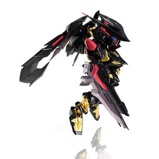 nx 金色异端-《机动战士高达》 万代 nxedge style 迷惘天 拼装模型