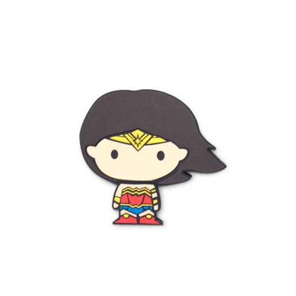 神奇女侠U盘-《蝙蝠侠大战超人:正义黎明》神奇女侠人形软胶U盘 8G