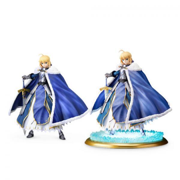 骑士王SaberANIPLEX手办-《Fate Grand Order》 ANIPLEX 精品手办 普通版 豪华版附可发光地台