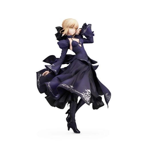 Alter 阿尔托利亚 礼服版 手办-《Fate Stay Night》 Alter Saber Master 礼服Ver. 正版手办 港版 预售