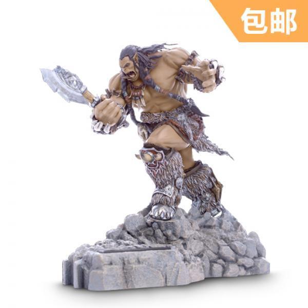 部落杜隆坦手机充电基座-《魔兽世界》SWORDFISH 电影魔兽官方授权周边 雕像定制