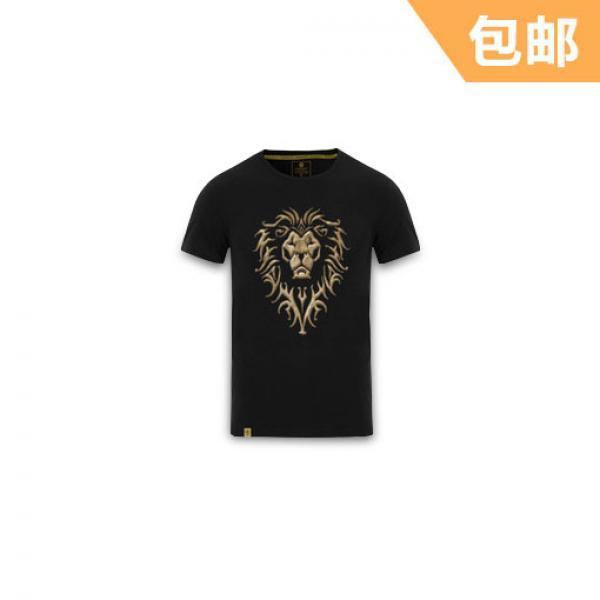 联盟款T恤-《魔兽世界》 2016夏季新款男装 全款预售 6月初发货 正版T恤 预售