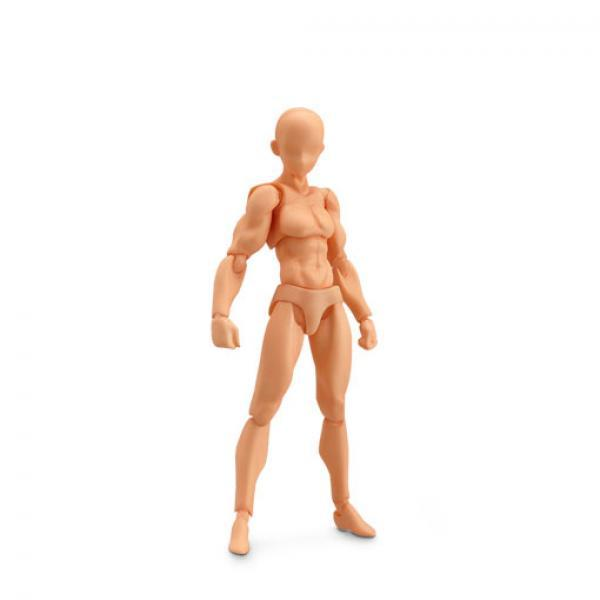 男性素体原型-MaxFactory Figma 带支架 可动人偶