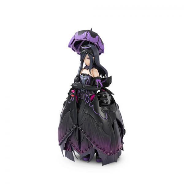 万代 黑蚀龙姬 人偶-《怪物猎人》 AGP 装甲少女 正版人偶