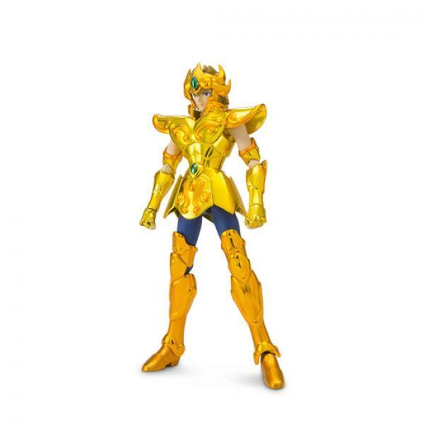 万代 DDP 狮子座艾欧里亚-《圣斗士》 D.D.Panoramation 黄金圣斗士 Leo Aiolia 正版可动模型