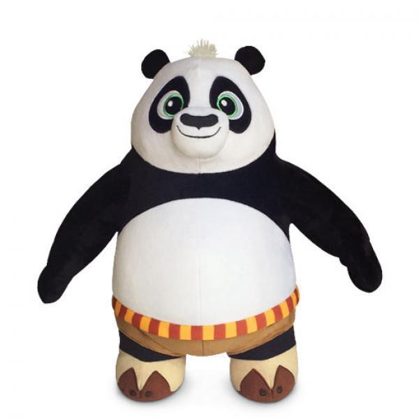 35cm站姿阿宝毛绒-《功夫熊猫》    毛绒玩具