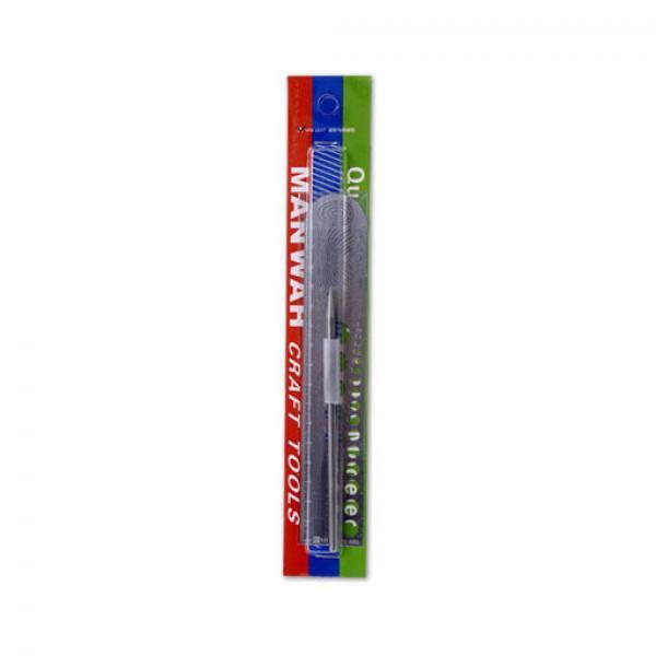 文华 MW2157 不锈钢模型刻线针-刻针及刻线板 正版配件工具 现货