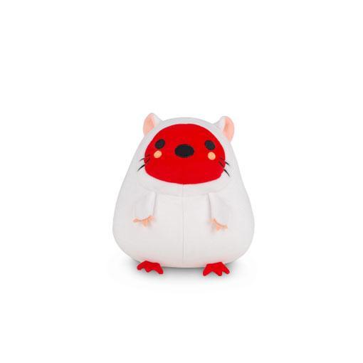 小老鼠 毛绒-《大鱼海棠》 正版授权 灰鼠 红鼠 白鼠