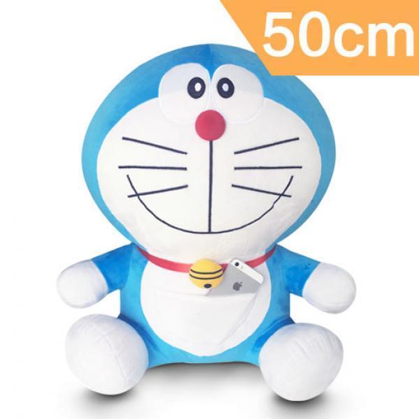 哆啦A梦50cm公仔-《哆啦A梦》毛绒公仔