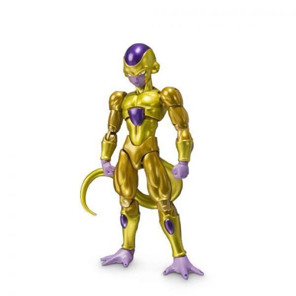 金色弗利萨可动人偶-《七龙珠》万代 SHF 超可动 再版