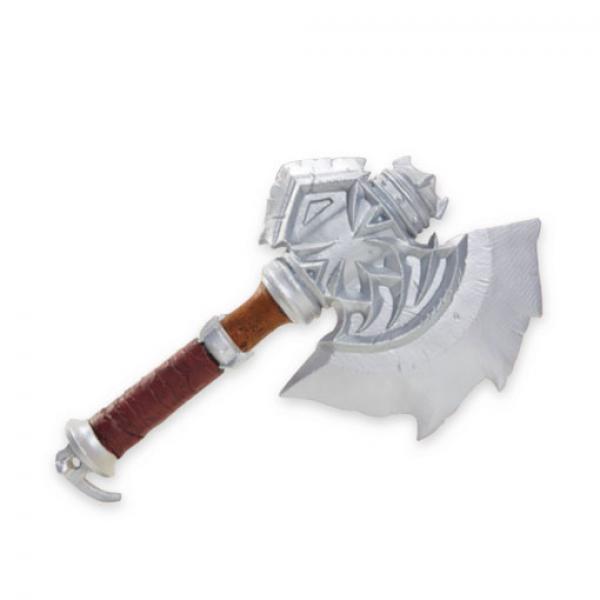 杜隆坦之斧 模型玩具-《魔兽世界》 正版模玩 现货