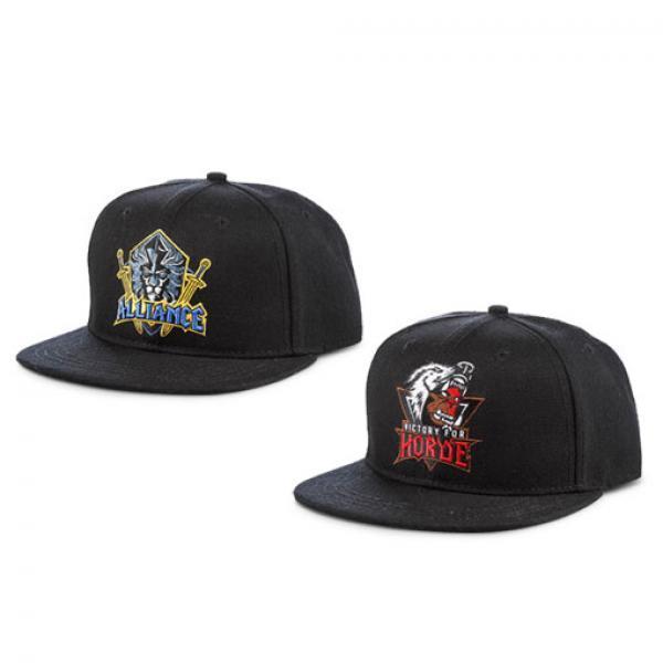 魔兽运动风战斗帽子-《魔兽世界》 正版帽子 现货