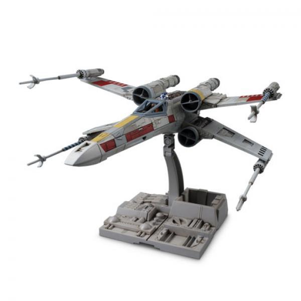 万代 1/72 反抗军战机-《星球大战》 万代 拼装模型